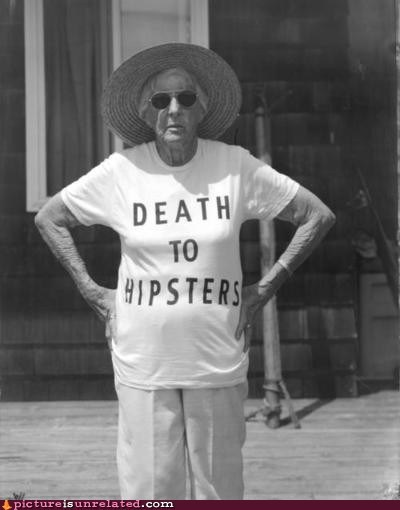 granny,hipster,wtf