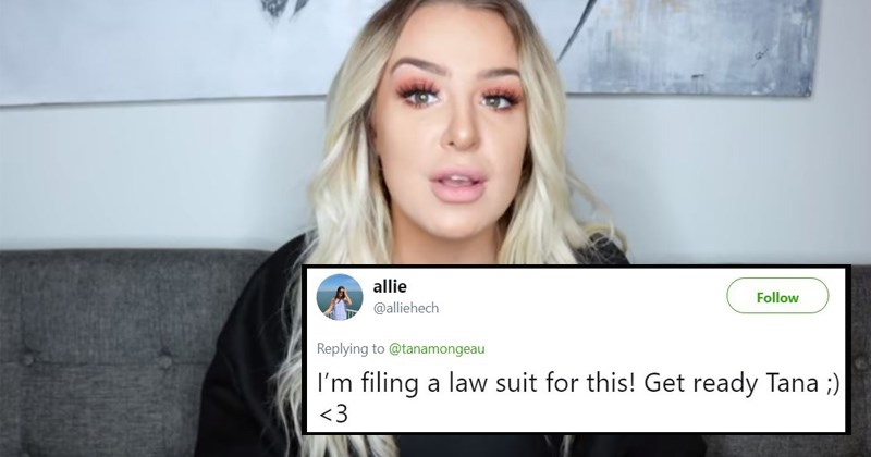 youtube famous youtuber tana mongeau bella thorne vidcon famous people tanacon wtf angry twitter celebrity twitter - 6026245