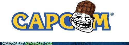 capcom,DLC,mega man,meme,scumbag,troll