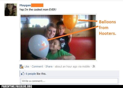 Balloons hooters - 6026820864