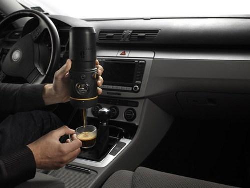 Handpresso Auto,Mobile Espresso Maker