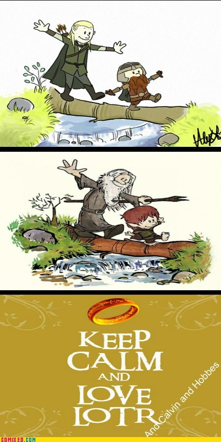 best of week,calvin and hobbes,keep calm,Lord of the Rings,the internets