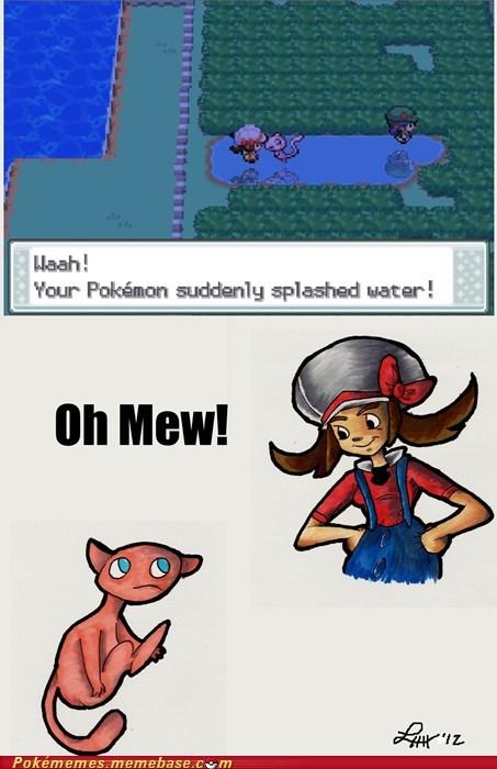 gameplay meme Memes mew oh mew splash - 6029078272
