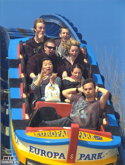 Like a Boss photography relaxed roller coaster whee - 6030010112