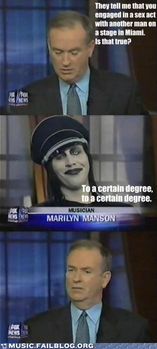 bill-oreilly,marilyn manson,sex