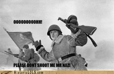 funny military Photo soldier WWII - 6030981120