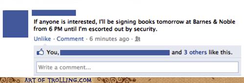 autograph books facebook security signature - 6031221248