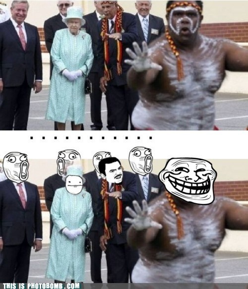 lol rage face reframe Reframe the queen trolling