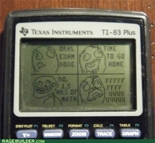 awesome,calculator,fu guy,Rage Comics