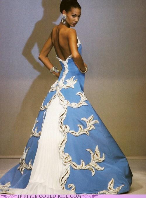 cool accessories dresses gowns Jean Louis Scherrer - 6031603200
