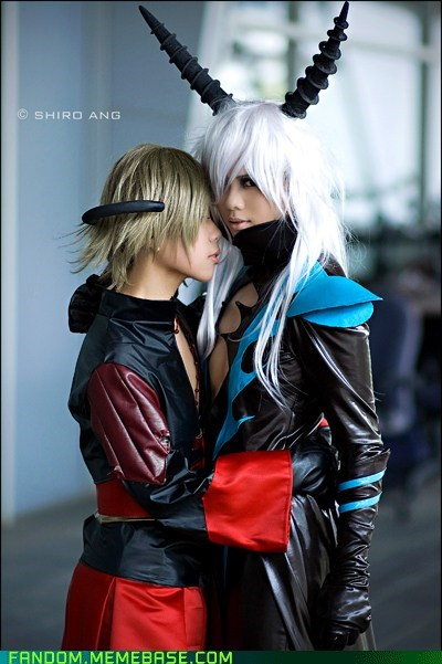 cosplay konoe lamento rai video games - 6031692032