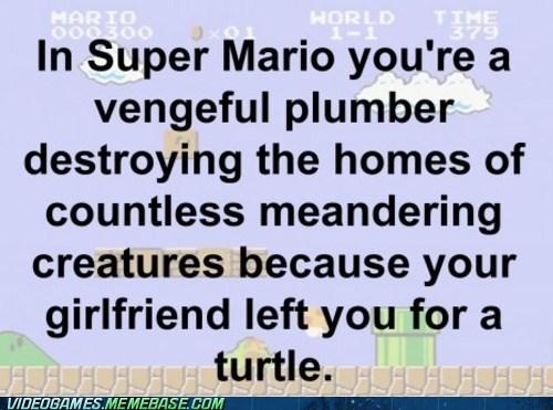 mario meme plumber Sad - 6031764992