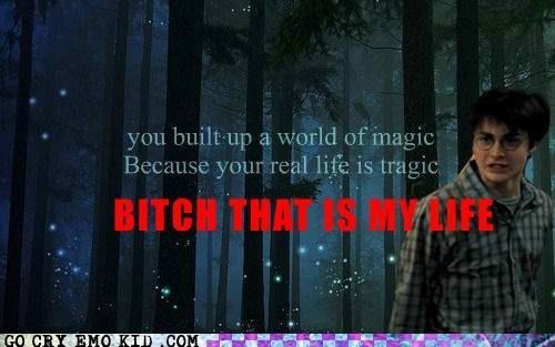 emolulz Harry Potter hipster photography Hogwarts magic