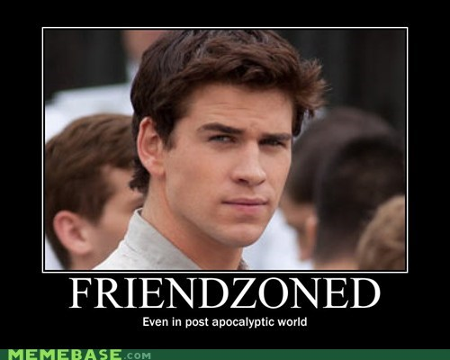 friend zone hilarious hunger games teen drama - 6032082688