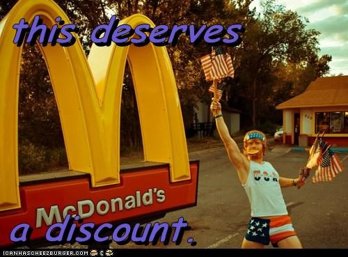 america McDonald's political pictures - 6032086784
