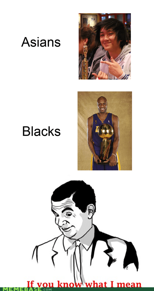 if you know what i mean,mr-bean,race,Rage Comics,trophies
