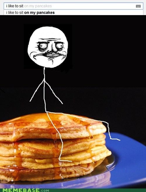 google,me gusta,pancakes,Rage Comics,sit