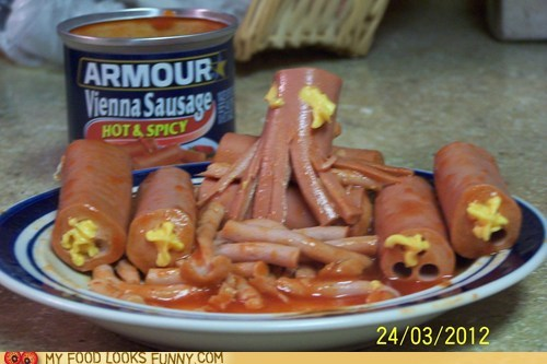 cheese,cthulhu,madness,sausages,vienna sausages