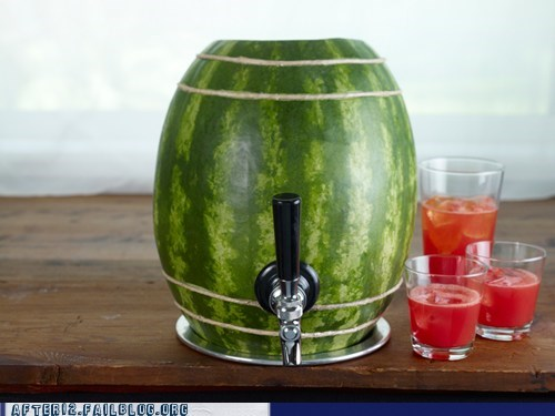 fruit Hall of Fame keg watermelon - 6032612096