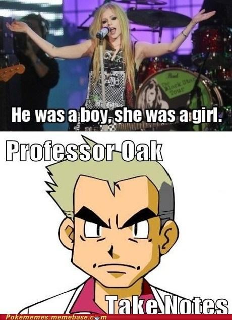 Memes professor oak you dont say - 6033313792