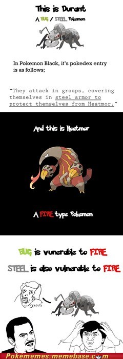 durant fire heatmor Memes pokedex steel - 6033501952