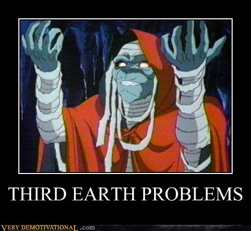 mum ra,Pure Awesome,third earth problems,thunder cats