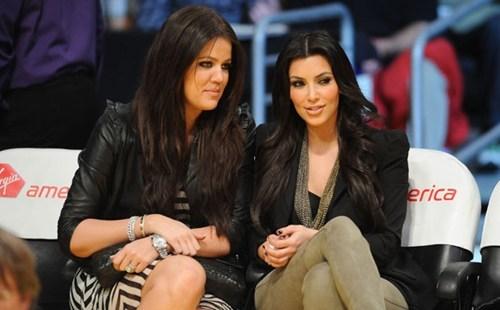 celeb,flour bomb,Khloe Kardashian,kim kardashian,peta
