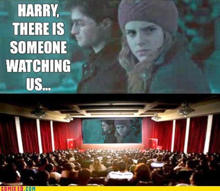 From the Movies,Harry Potter,movies,watching