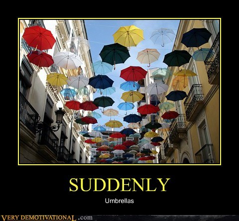 art hilarious suddenly umbrella wtf - 6035081216