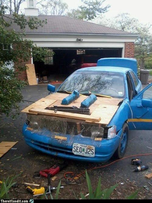 corolla hood mcdonalds cup plywood toyota - 6035082496