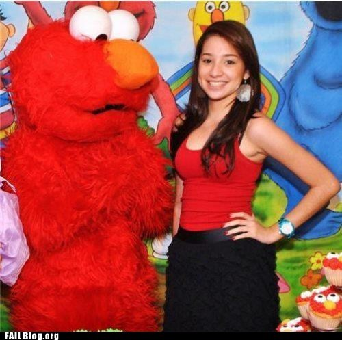elmo innuendo pedobear Professional At Work wtf