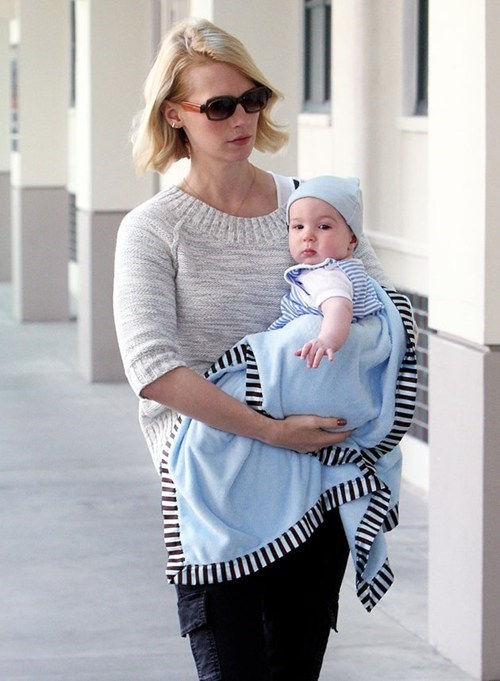 celeb,health,January Jones,motherhood,placenta pills,xander