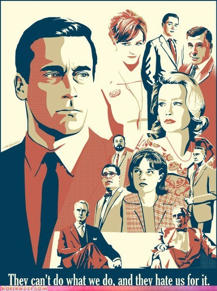 amc art awesome cool mad men TV - 6035243008