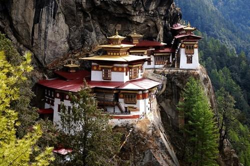 bhutan Hall of Fame monastery - 6035328768
