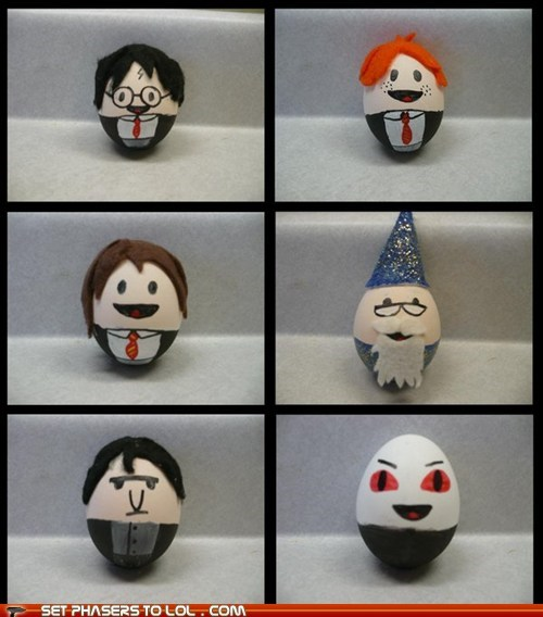best of the week dumbledore easter eggs gryffindor harry Harry Potter hermione granger Ron Weasley snape voldemort - 6035349248