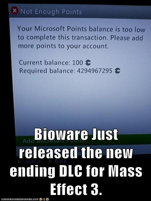april fools BioWare DLC mass effect mass effect 3 microsoft points - 6035569664