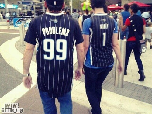 99 problems clever Jay Z jersey relationships sports