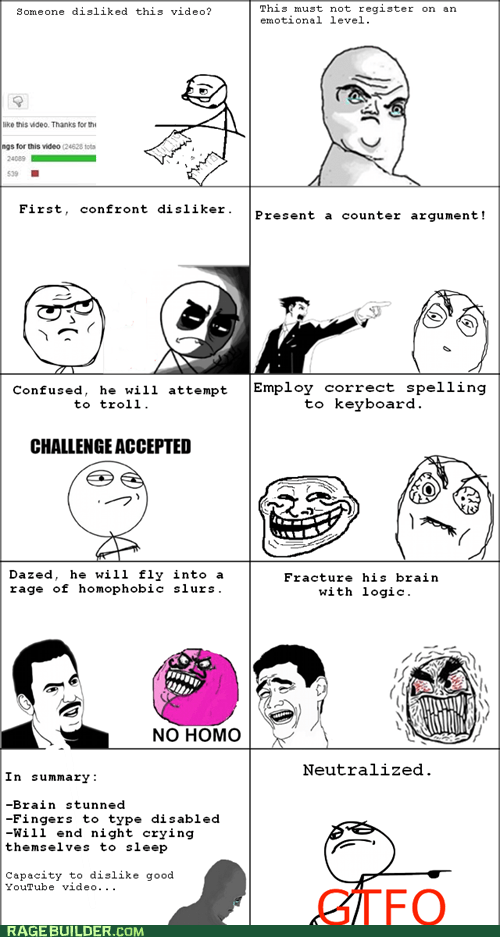 comments,Rage Comics,Sherlock,youtube