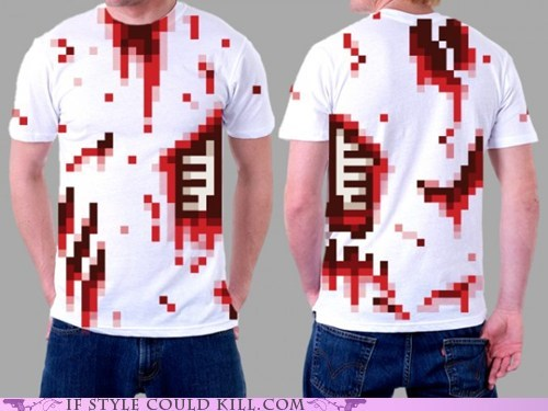 cool accessories pixel art t shirts - 6036536576