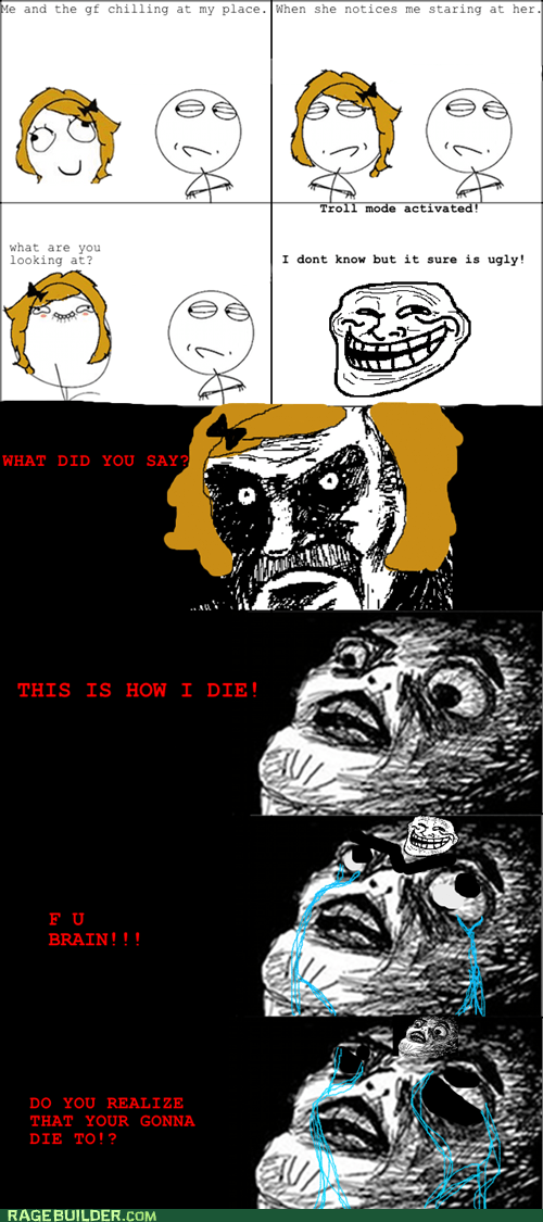 all that racket oh stop it you Rage Comics raisin face relationships - 6036635904