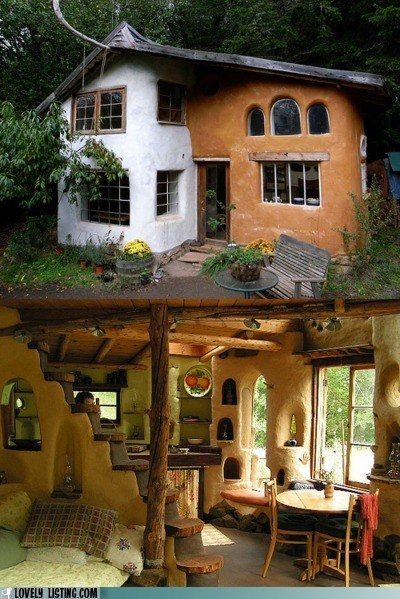 fairy tale house secluded woods - 6036798464