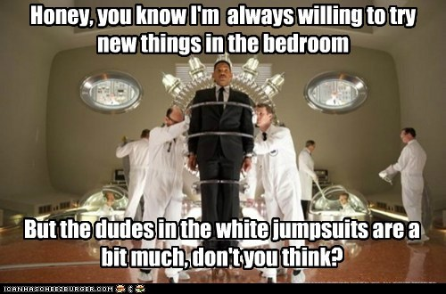 bedroom,men in black,new thing,slave,try,white jumpsuits,will smith