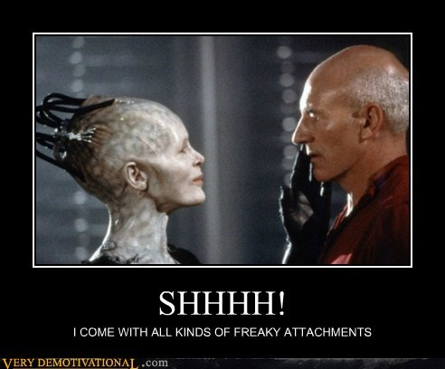 borg hilarious sexy times Star Trek wtf - 6037714944