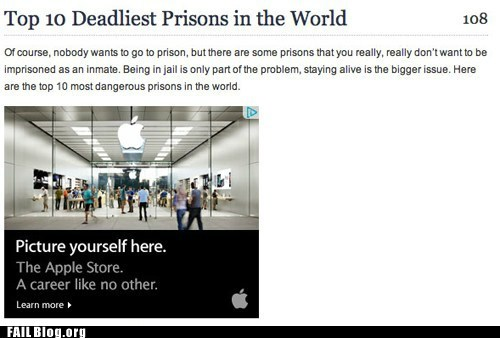 ads,apple,juxtaposition,Professional At Work