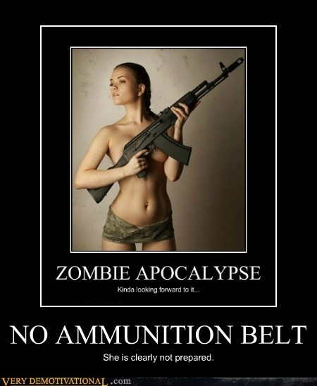 ammunition belt,apocalypse,hilarious,Sexy Ladies