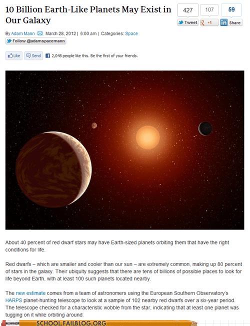 cool news earth like planets in spaaaaaace nasa - 6039525632
