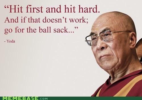 Dalai Lama,misquotes,yoda