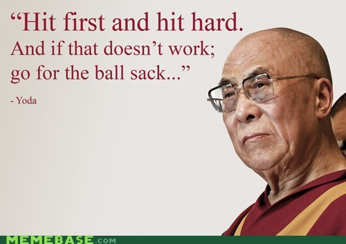Dalai Lama misquotes yoda - 6039527680