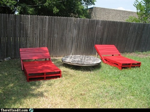 Hall of Fame lawn chairs pallet town pallets - 6040219904