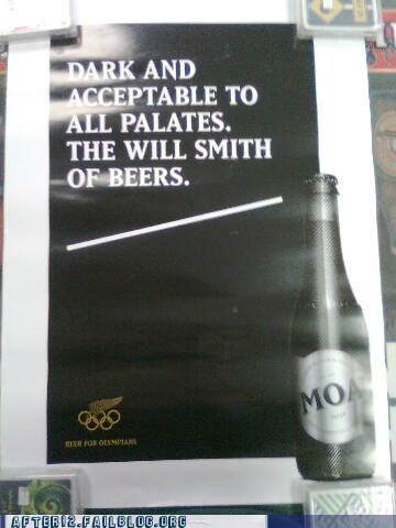 advertisement beer celeb will smith - 6040220416